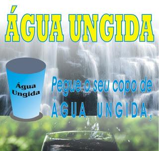 Água Ungida - iced